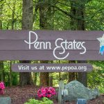 Penn Estates Sign